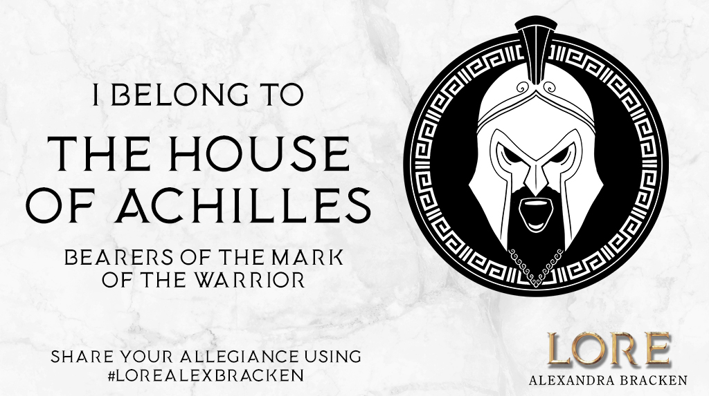 House of Achilles Twitter