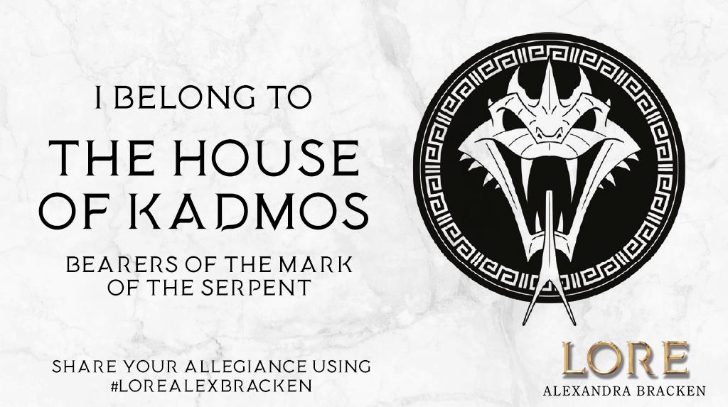 House of Kadmos Twitter