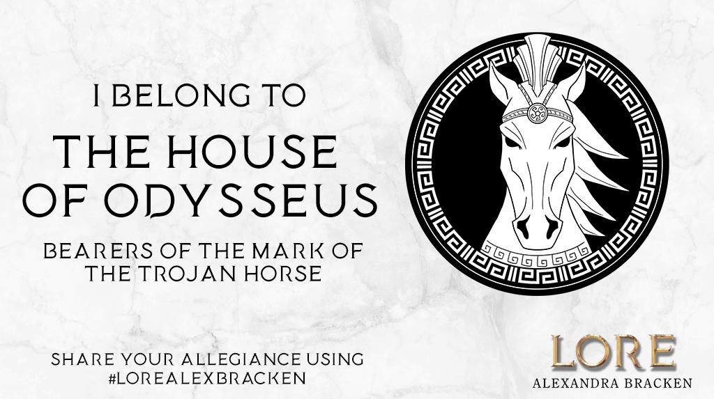 House of Odysseus Twitter