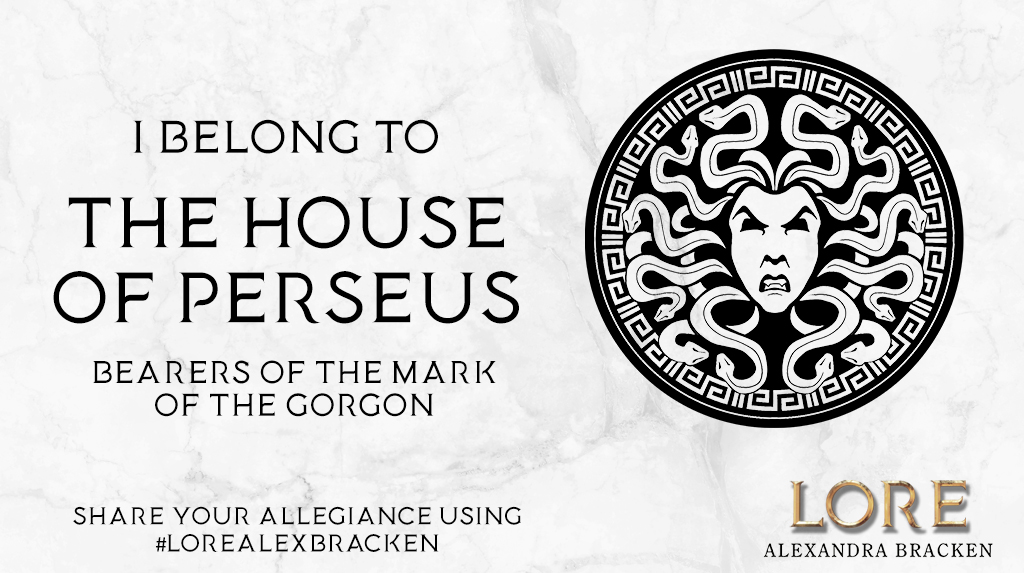 House of Perseus Twitter
