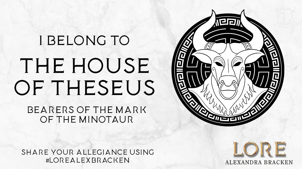 House of Theseus Twitter