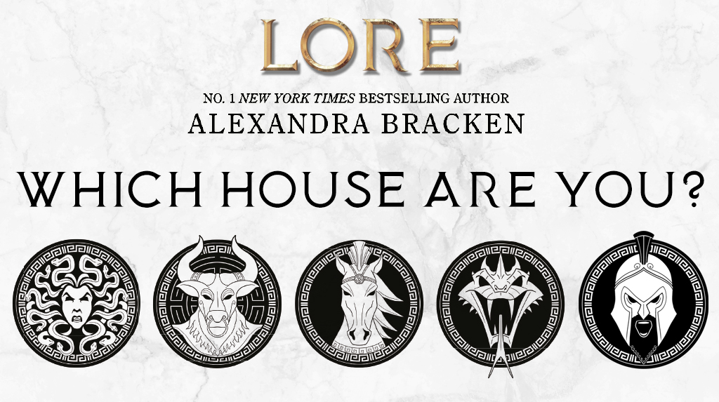 Which House of Lore Are You