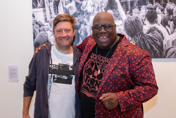 LEE BRACKSTONE AND CARL COX